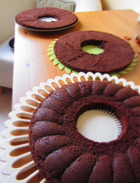 Der perfekte Geburtstagskuchen - Schokoladiger Schokokuchen