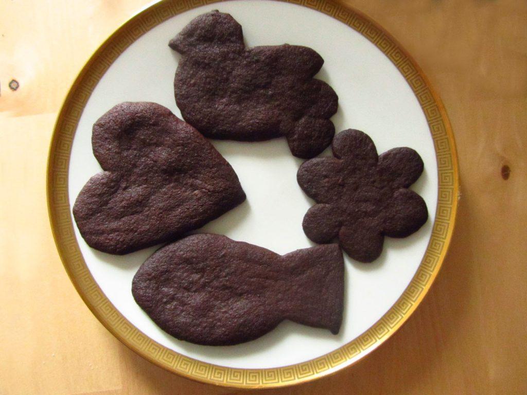 Ausstechformen selbermachen - individuelle Kekse