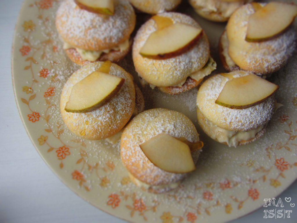 Honig-Birnen-Doppeldecker