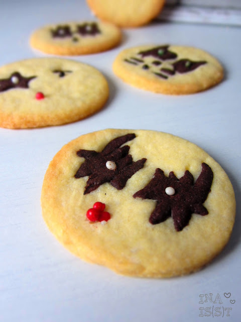 Das etwas andere Schwarz-Weiß-Gebäck, KISS Cookies