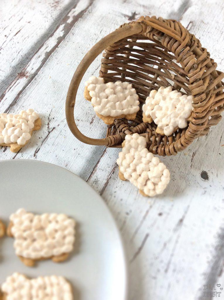 Schäferstündchen zu Ostern: Zitronen-Thymian-Kekse mit Baiser