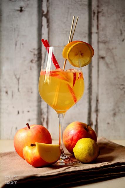 Autumn Fizz, Herbstlicher Apfel-Cocktail