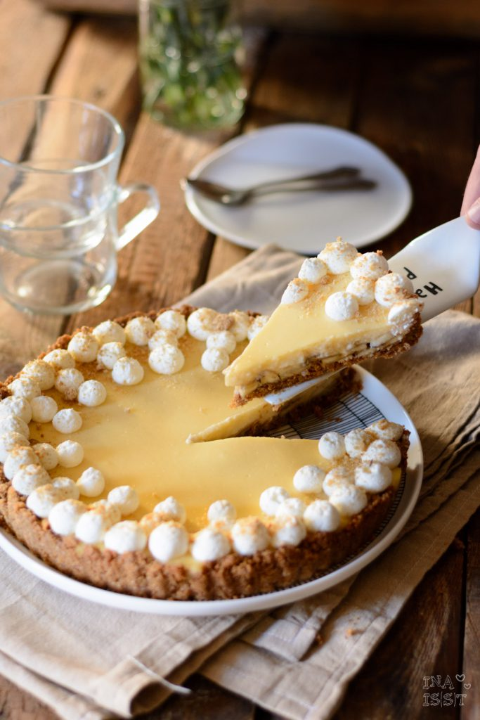 Bake in the USA: Banana Cream Pie